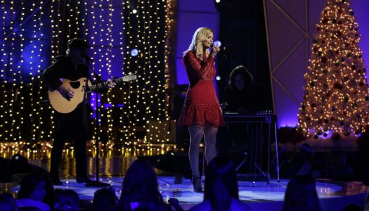 "First Look: Miranda Lambert, Rachel Platten Perform On ""A Home For The Holidays"""
