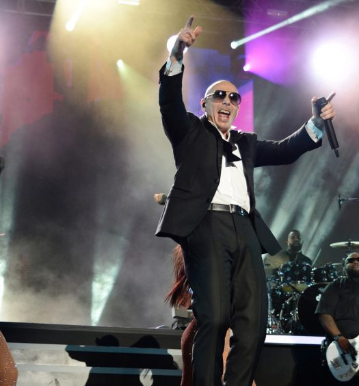 Pitbull [FOX Photo]