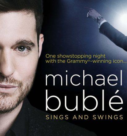 Michael Buble Sings And Swings [NBC]