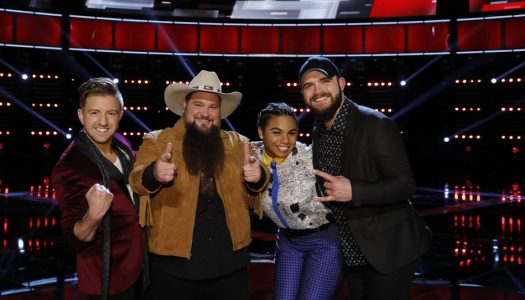 "Billy, Sundance, We Voted Through To ""The Voice"" Finale; Josh Gallagher Joins Via Instant Save"