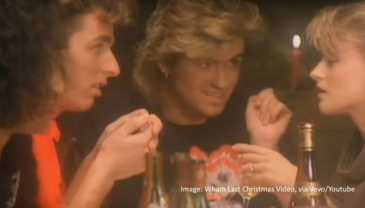 "Wham!'s ""Last Christmas"" Debuts At #50 On Hot 100; Third Version To Reach Chart"