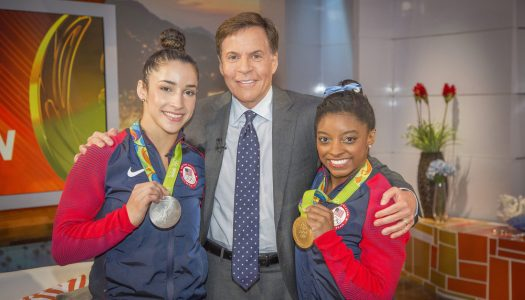 Aly Raisman, Simone Biles Confirmed For Sports Illustrated Swimsuit; Stunning Teaser Released
