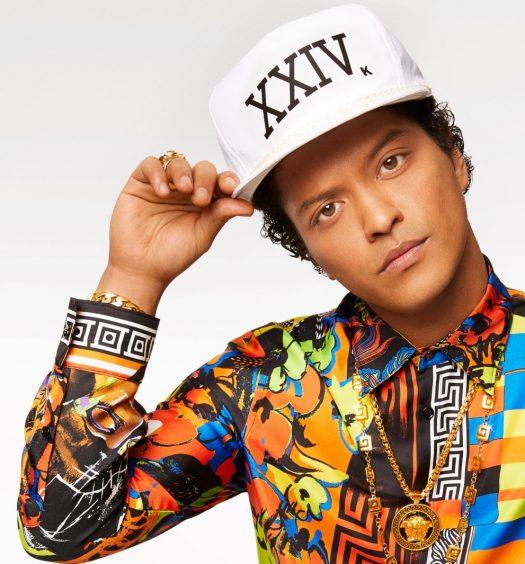 Bruno Mars [Kai Z Feng | Atlantic Press]