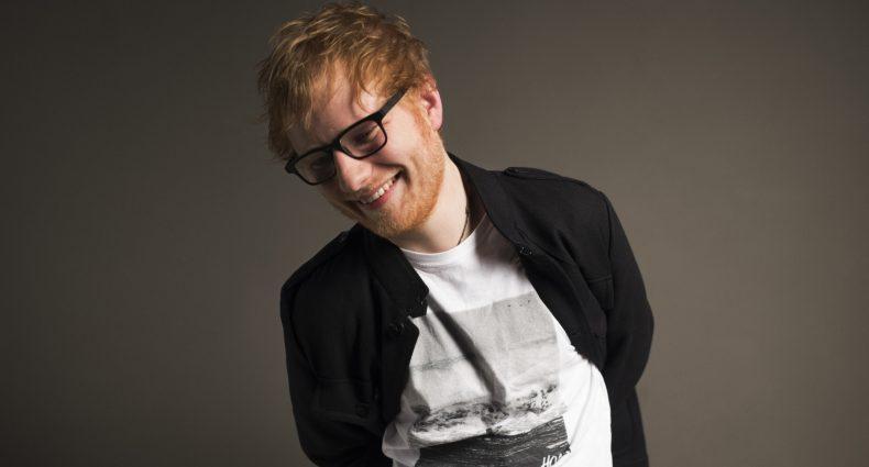Ed Sheeran [Greg Williams | Atlantic Press Photo]