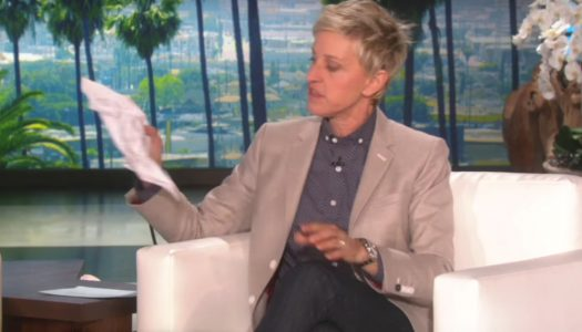 "Jamie Dornan, Drew Barrymore, Ice Cube Scheduled For ""Ellen DeGeneres Show"" Appearances"