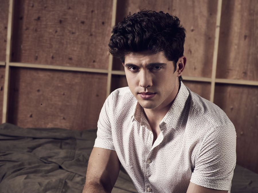"FAMOUS IN LOVE – Freeform's ""Famous in Love"" stars Carter Jenkins as Rainer. (Freeform/Nino Munoz)"