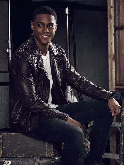 "FAMOUS IN LOVE – Freeform's ""Famous in Love"" stars Keith Powers as Jordan. (Freeform/Nino Munoz)"