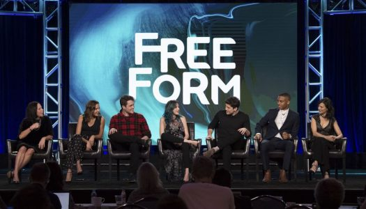 "Special Look: ""Famous In Love"" Cast Participates In TCA Panel; Freeform Shares Show Gallery"