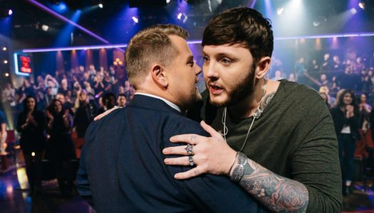 "James Arthur's ""Say You Won't Let Go"" Returns To Top 10 On US iTunes Sales Chart"
