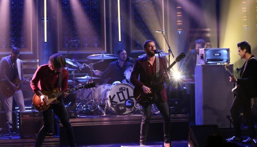 """Kings Of Leon Perform """"Reverend"""" on """"The Tonight Show Starring Jimmy Fallon"""" (Watch Now)"""