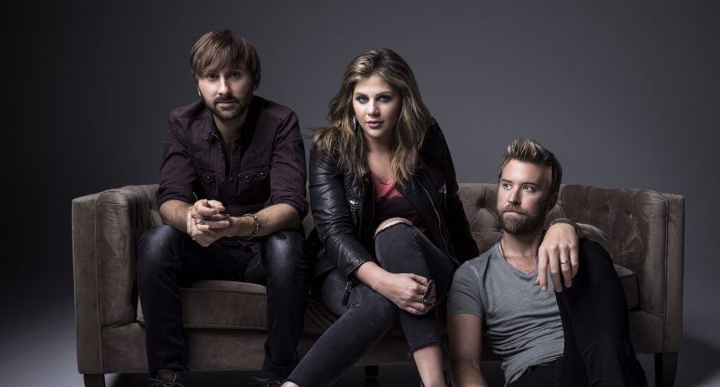 Lady Antebellum [Joseph Llanes | Green Room PR Photo]