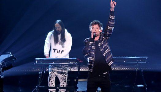 Steve Aoki & Louis Tomlinson, PARTYNEXTDOOR Reach Pop Radio's Top 40