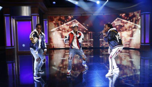 "Migos & Lil Uzi Vert's ""Bad And Boujee"" Enjoys Fifth Week As Urban Radio's #1 Song"