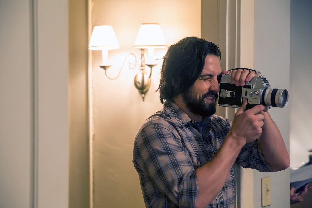 "THIS IS US -- ""The Big Day"" Episode 112 -- Pictured: Milo Ventimiglia as Jack -- (Photo by: Ron Batzdorff/NBC)"