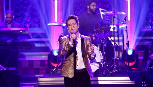 """Panic! At The Disco Performs """"Death Of A Bachelor"""" On Jimmy Fallon's """"Tonight Show"""" (Watch Now)"""