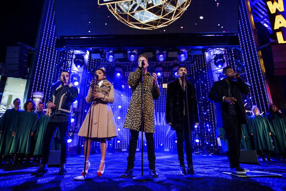 New Pentatonix Christmas Special Set For 11/27; Jennifer Hudson ...