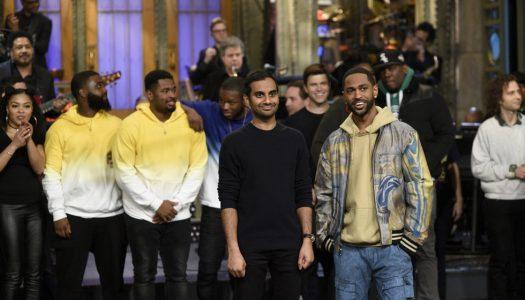 """Ratings: """"Saturday Night Live"""" Rises For Aziz Ansari, Big Sean Episode"""