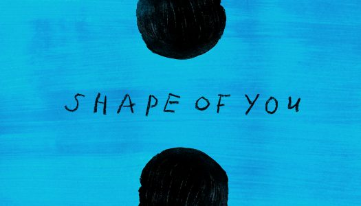 "Ed Sheeran's Smash ""Shape Of You"" Returns To #1 On US iTunes Sales Chart"