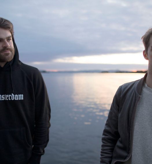 The Chainsmokers [Courtesy Columbia]