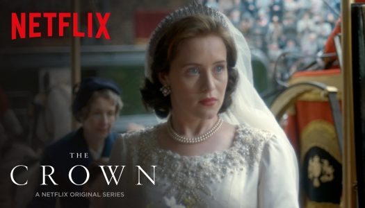 "Netflix's ""The Crown"" Wins Golden Globe For Best Drama; Star Claire Foy Named Best Actress"