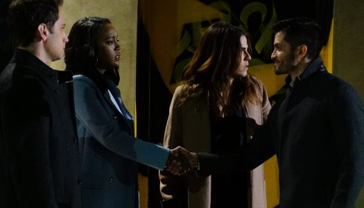 """ABC Reveals Photos From Big """"How To Get Away With Murder"""" Season Finale Reveal"""