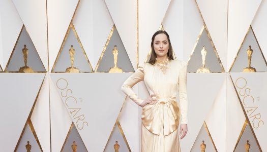 Dakota Johnson, Mahershala Ali, Dev Patel, More Arrive on 89th Oscars Red Carpet