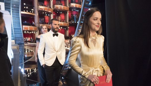 Dakota Johnson, Jamie Dornan, Hailee Steinfeld Featured In ABC's Backstage Oscars Photos