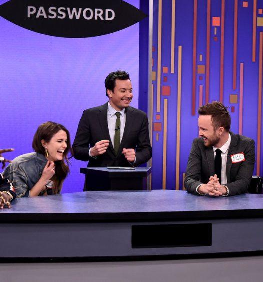 Tonight Show Password [NBC]