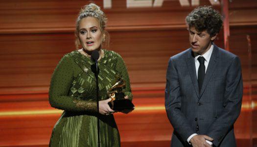 "Grammy Awards: Adele's ""25"" Named Album Of The Year; Oddsmakers Expected ""Lemonade"""