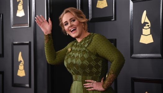 "Grammy Awards: Adele's ""Hello"" Wins For Record Of The Year"