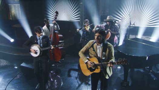 """The Avett Brothers Perform """"True Sadness"""" On Colbert's """"Late Show"""" (Watch Now)"""