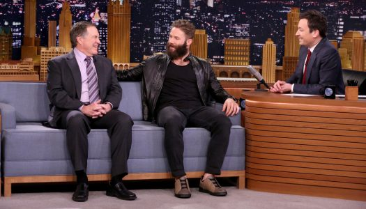 "Bill Belichick, Julian Edelman Appear On Jimmy Fallon's ""Tonight Show"" (Watch Now)"