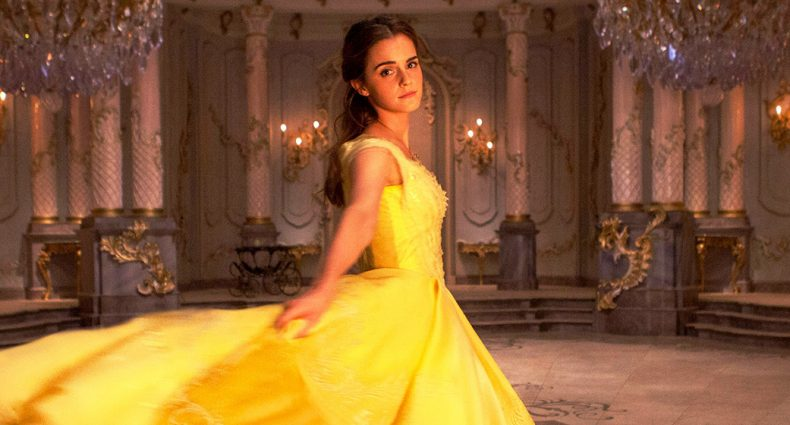 Emma Watson as Belle [Walt Disney Pictures]