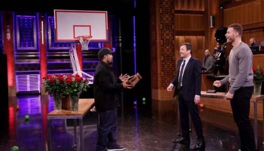 "Blake Griffin Appears On Jimmy Fallon's ""Tonight Show"" (Watch Now)"