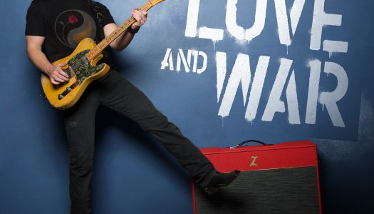 """Brad Paisley's """"Love And War"""" Release Date Moved To April 21, Cover Revealed"""