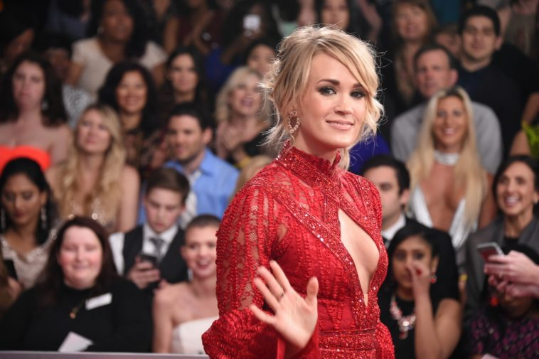 Carrie Underwood undergoes wrist surgery after serious fall last weekend