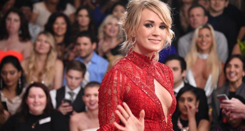 Carrie Underwood [CBS]