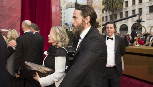"""""""Manchester By The Sea"""" Star Casey Affleck Earns Oscar For Best Actor"""