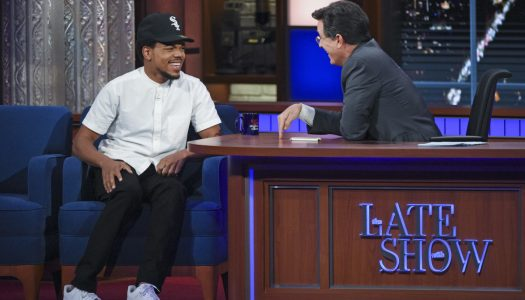 "Grammys: Chance The Rapper's ""Coloring Book"" Earns Best Rap Album Award"