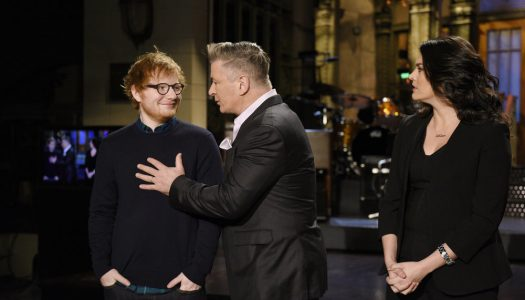 "Ratings: ""Saturday Night Live"" Enjoys Huge Gain For Alec Baldwin & Ed Sheeran"