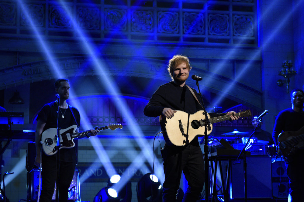 Ed Sheeran Shares 'How Would You Feel (Paen)' For His Birthday
