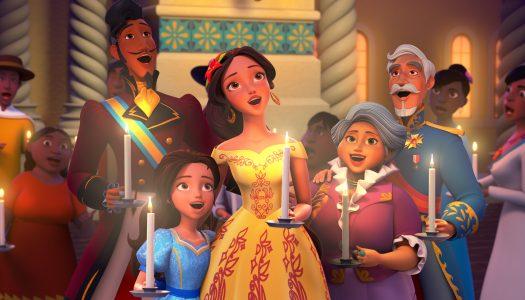 """Elena Of Avalor"" Already Renewed For Season 3, Disney Touts 1 Million Doll Sales"