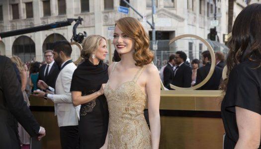 "Emma Stone Wins Best Actress Academy Award For ""La La Land"""