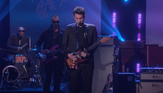"""John Mayer Performs """"Moving On and Getting Over"""" On """"Ellen DeGeneres Show"""" (Watch Now)"""