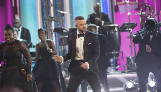 """Justin Timberlake's """"Can't Stop The Feeling"""" Re-Enters Top 5 On iTunes Sales Chart Following Oscars"""