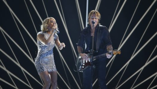 "Keith Urban & Carrie Underwood's ""The Fighter"" Ranks As Country Radio's Most Added Song"