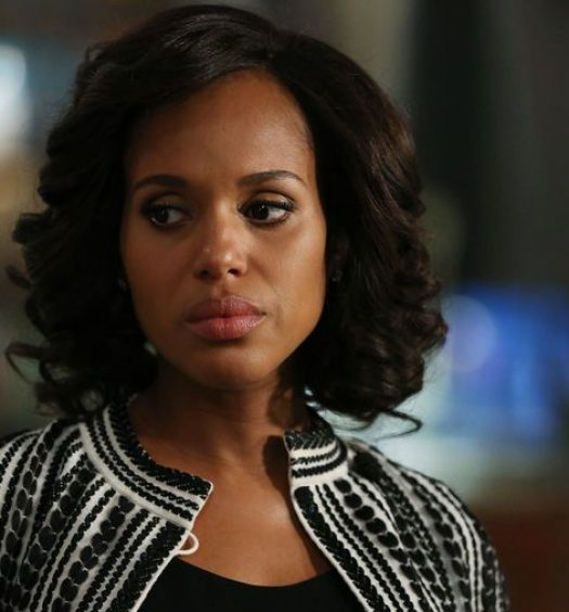Kerry Washington on Scandal [ABC]