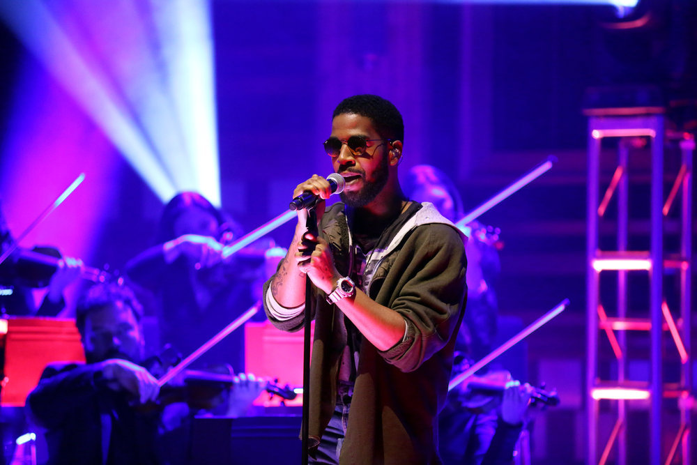 "Kid Cudi Performs ""Kitchen"" On ""The Tonight Show Starring ..."