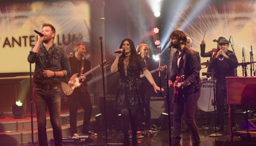 """First Look: Lady Antebellum Performs On """"Late Show With Stephen Colbert"""""""