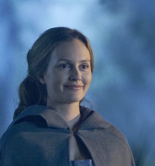 Leighton Meester in Making History [FOX]